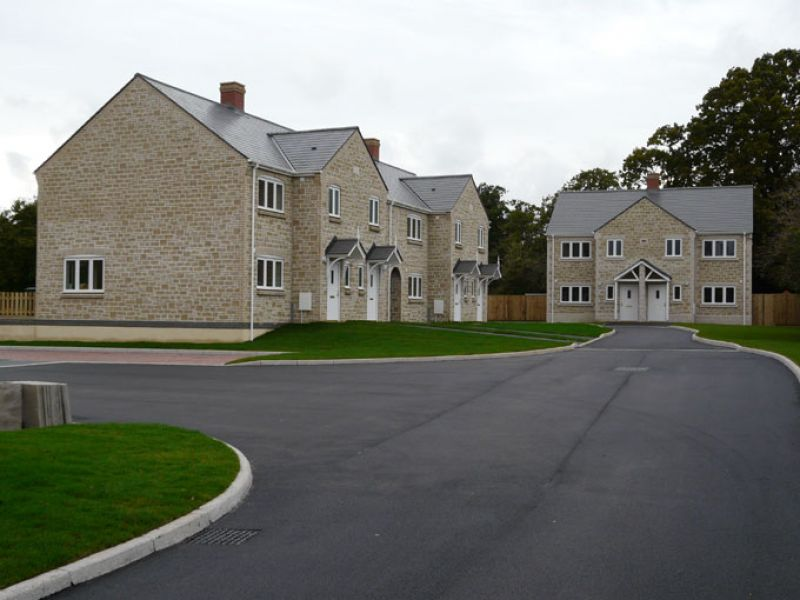 Housing Association Estate Dinton